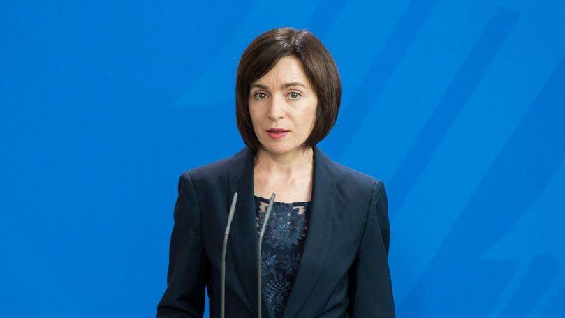 Sandu, despre campania electorală: Dodon va merge pe la case cu hrișcă
