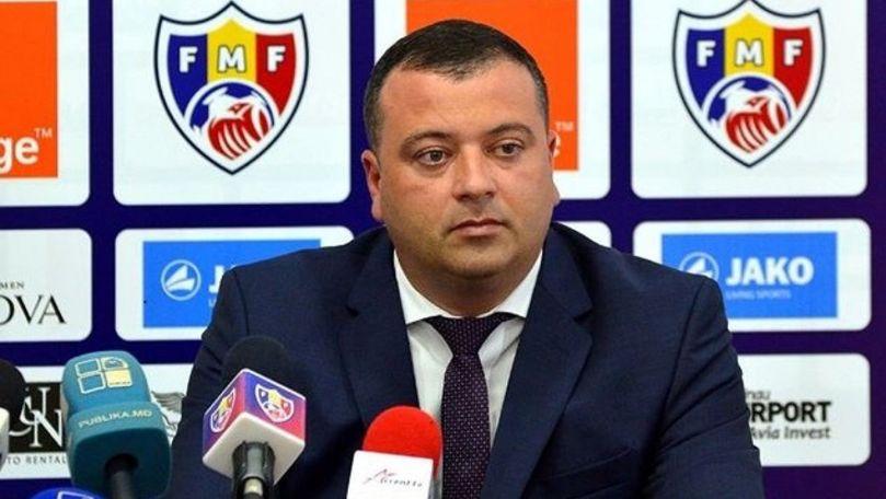 Echipa națională de fotbal a R. Moldova ar putea avea un alt antrenor