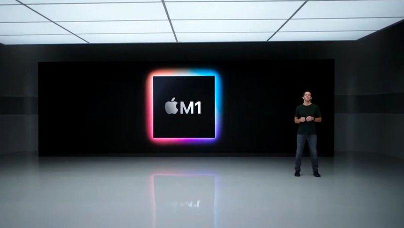 Apple anunță M1: Primul procesor proprietar Apple Silicon