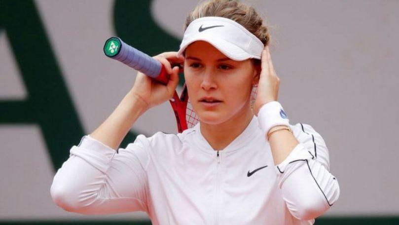 Poloneza Iga Swiatek, eliminată în sferturile de finală de Maria Sakkari