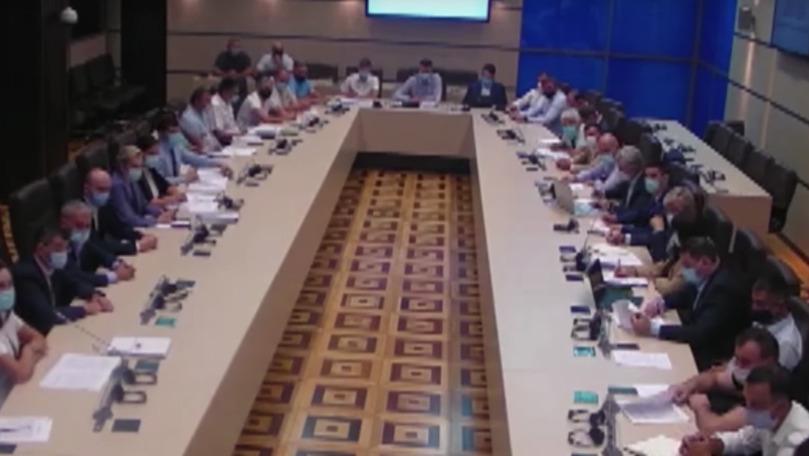 Discuții cu petroliștii la Parlament: Problemele abordate