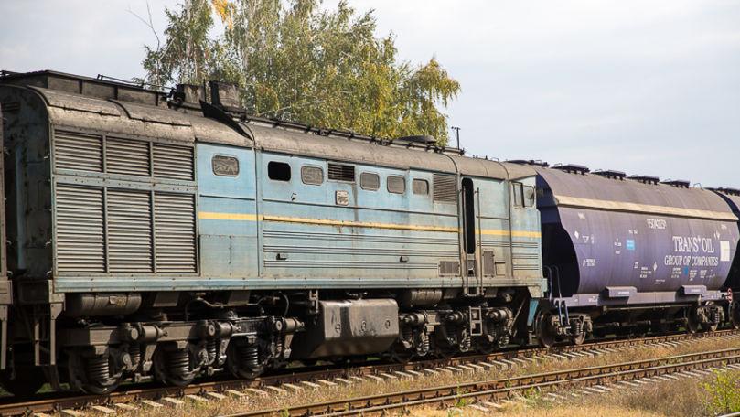 Trenurile marfare pot circula încă 6 luni pe segmentul transnistrean
