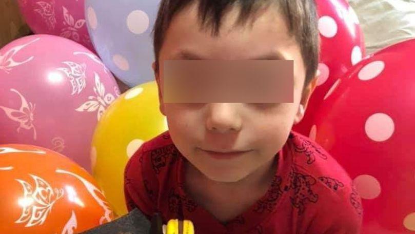 Copil dispărut la Hâncești. Versiunea primarului e contrazisă de polițiști