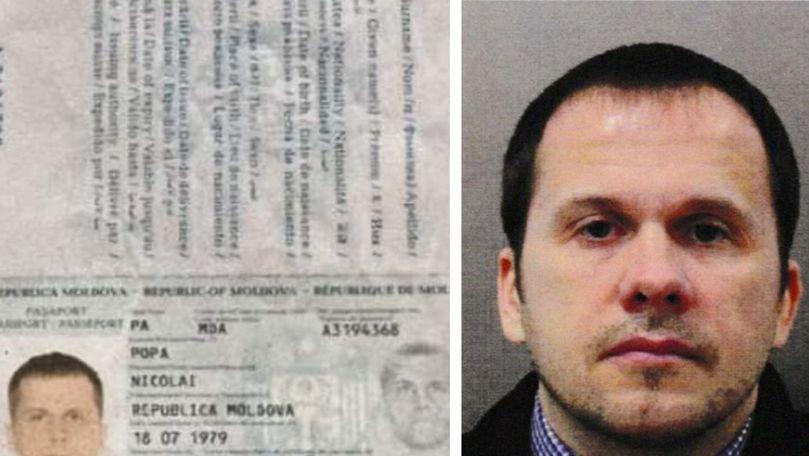 ASP: Pașaportul moldovenesc al spionului rus din Cehia, emis pe alt nume