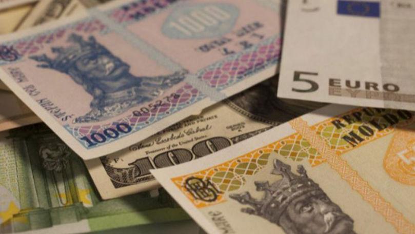 Oferta de valută în iunie a acoperit cererea în proporție de doar 83,4%