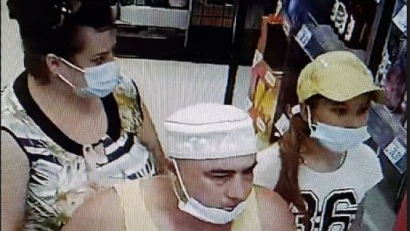 Anunță poliția dacă îl recunoști: Tânăr, căutat pentru furt într-un supermarket