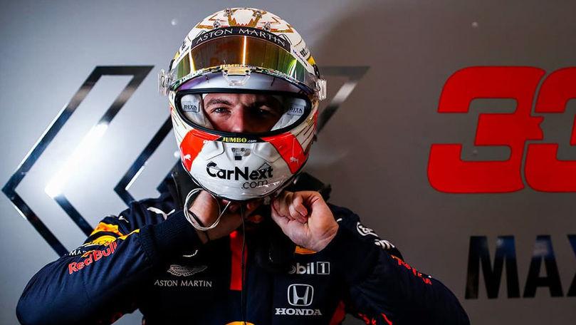Max Verstappen va porni din coada grilei în Marele Premiu de Formula 1 al Rusiei