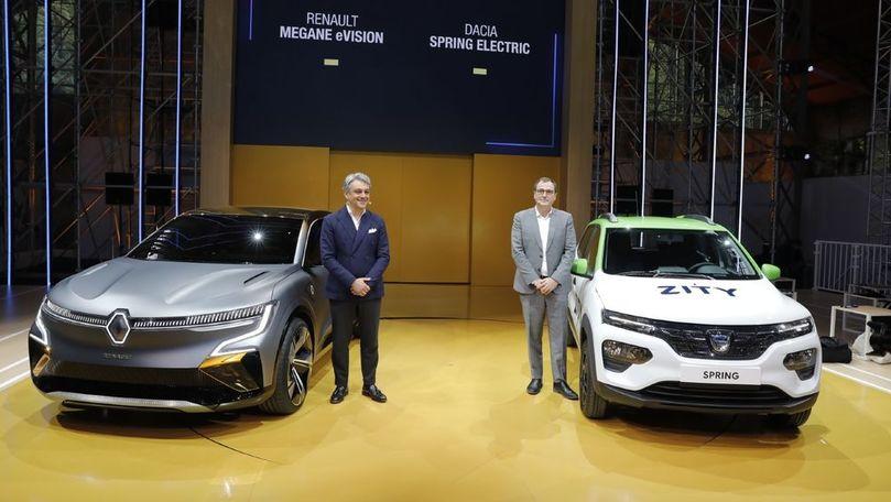 Renault și Dacia ar putea limita noile modele la 180 km/h ca Volvo