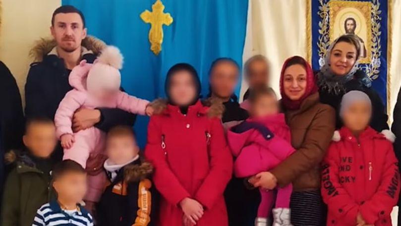 Gest emoționant: Un cuplu din Chișinău vrea să adopte 6 frați rămași orfani