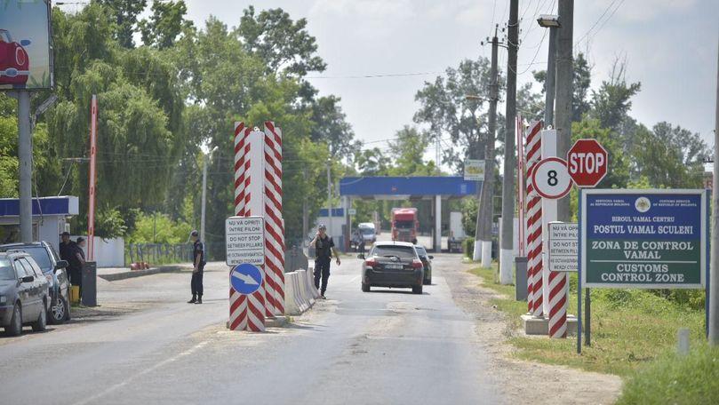 COVID-19: 48 de punctele de trecere a frontierei rămân a fi închise
