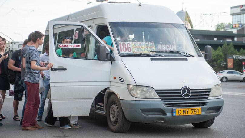 Avertizare: Microbuzele de linie nu vor circula prin Chișinău
