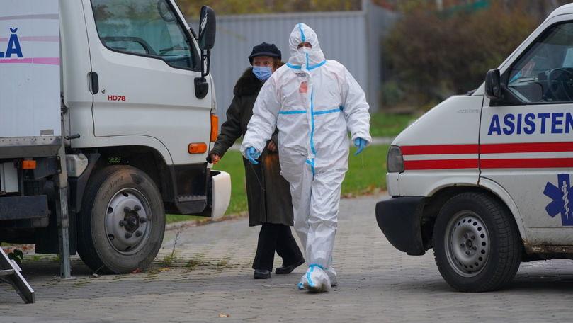 Veste bună: 1.289 de pacienți vindecați de COVID-19 în Moldova, externați