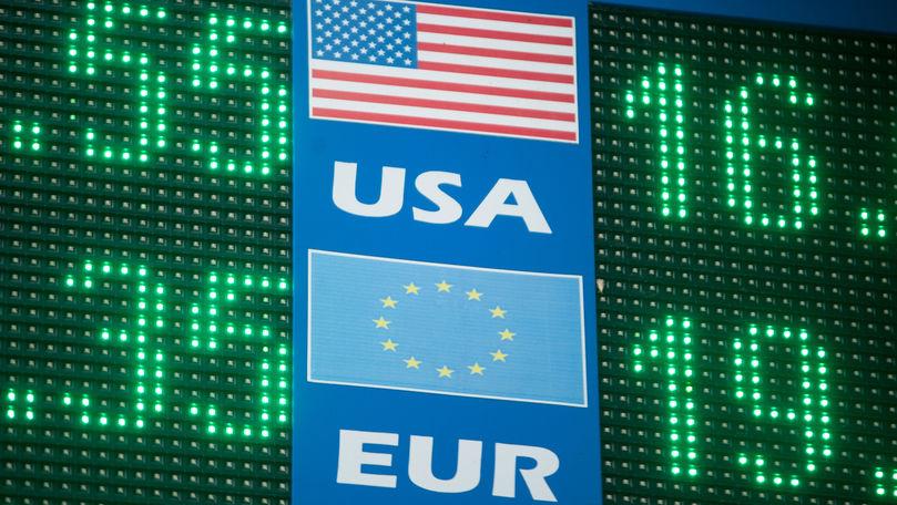 Curs valutar 1 mai 2021: Cât valorează un euro și un dolar