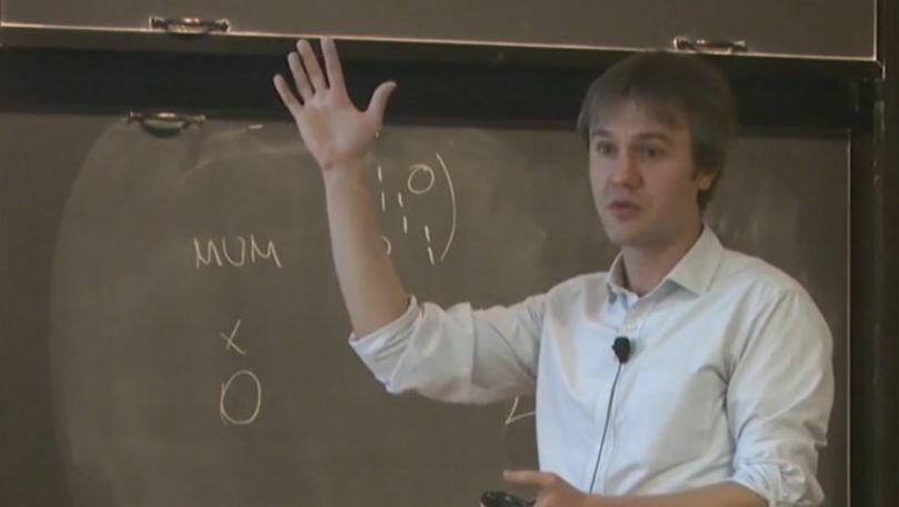 Istoria matematicianului din R. Moldova care a fost premiat în SUA