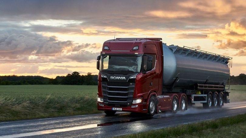 Criză de cipuri: Scania oprește fabricile de camioane din Europa