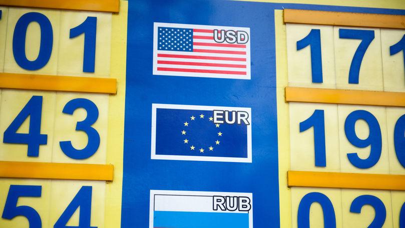 Experții explică ce se întâmplă cu cursul valutar în ajun de alegeri