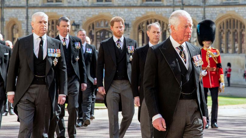 Prințul Harry se întoarce în SUA, după împăcarea cu fratele său