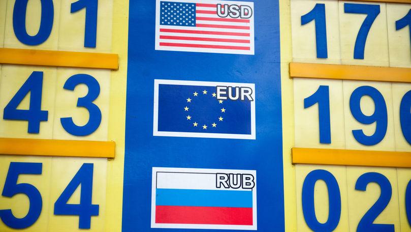 Curs valutar 31 august 2021: Cât valorează un euro și un dolar