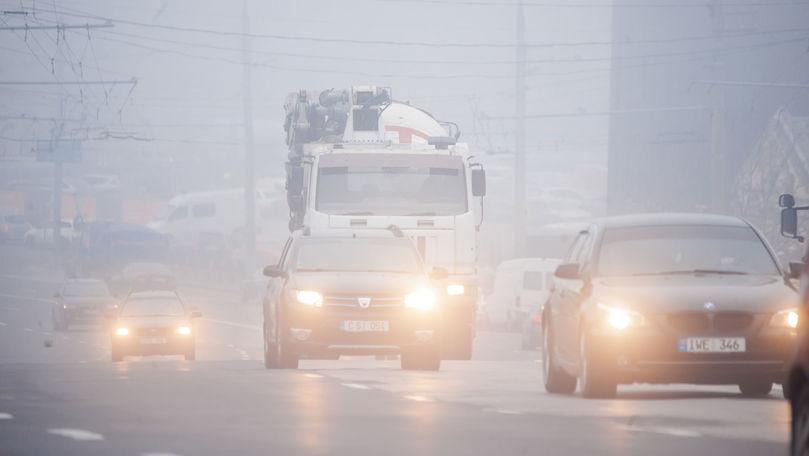 Alertă meteo: Cod Galben de ceață. Zonele vizate, riscuri și recomandări