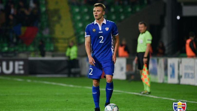 FMF: Oleg Reabciuk, desemnat cel mai bun fotbalist moldovean în 2020