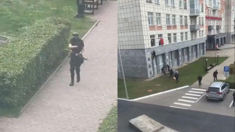 Atac armat într-o universitate din Rusia: Sunt morți și răniți