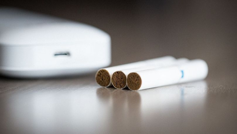 Deputații PAS vor să afle cum sunt taxate țigările de tip fără ardere