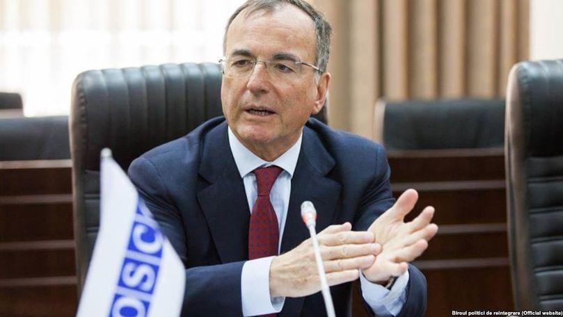 Concluzia făcută de reprezentantul OSCE în vizita din R. Moldova
