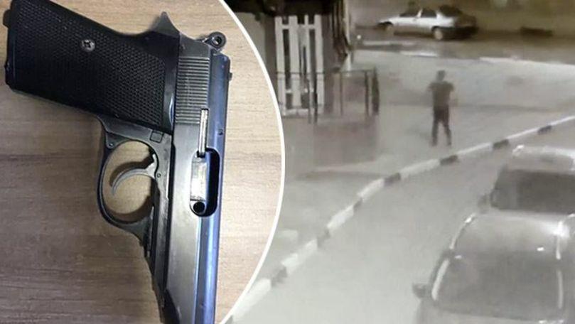 Alertă: Focuri de armă la Chișinău. Un tânăr și prietena sa, în pericol