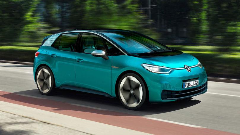 Șeful VW: Mașinile electrice ar putea deveni la fel de profitabile