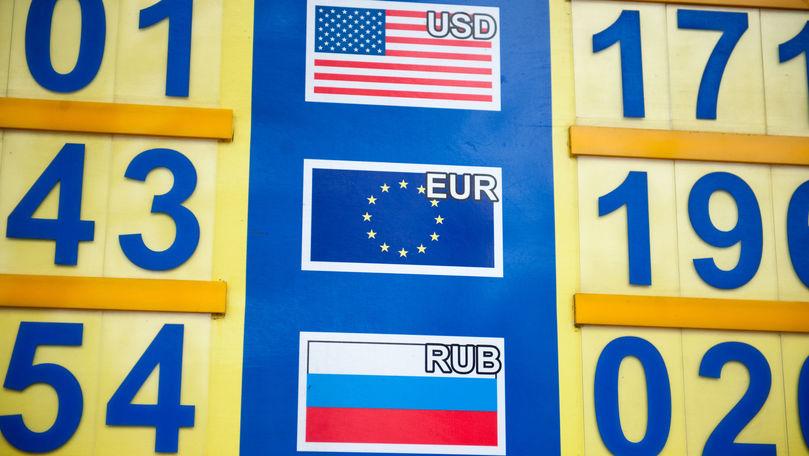 Curs valutar 24 septembrie 2021: Cât valorează un euro și un dolar