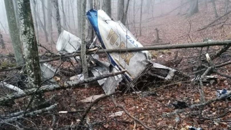 Un pilot din Republica Moldova a decedat într-un accident aviatic