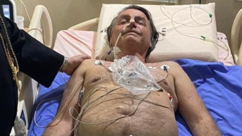 Preşedintele Braziliei, Jair Bolsonaro, ar putea fi operat de urgenţă