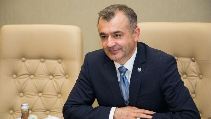 Oficial: Soarta cadourilor primite de Ion Chicu în anul 2020 ca premier