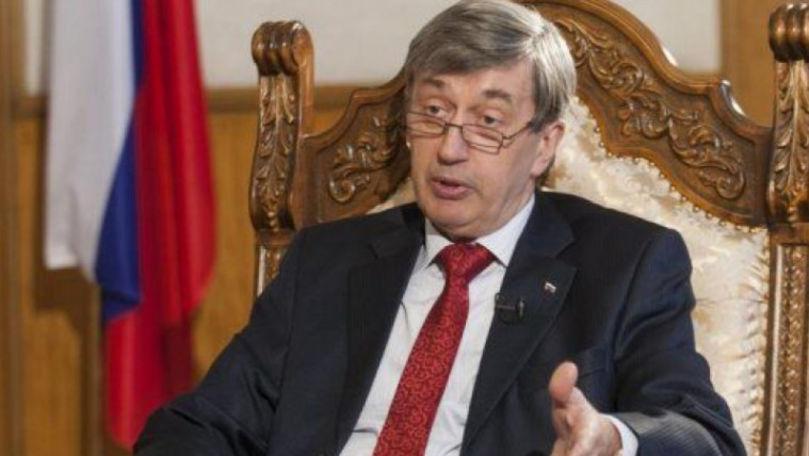 Ambasador rus: Decizia de unificare cu România aparține moldovenilor