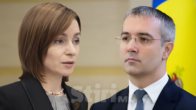 Maia Sandu explică de ce Sergiu Sîrbu nu a fost lăsat la ședința CSS