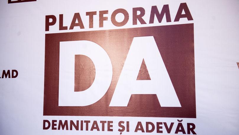 Platforma DA anunță condițiile în care va vota legea bugetului de stat