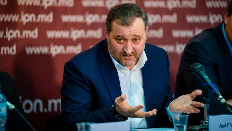 Avocați: Filat nu a cerut niciodată susținerea vreunui politician