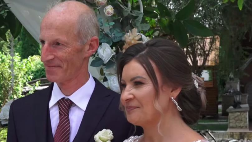 Nuntă moldo-italiană la Strășeni: Povestea de dragoste a unei moldovence