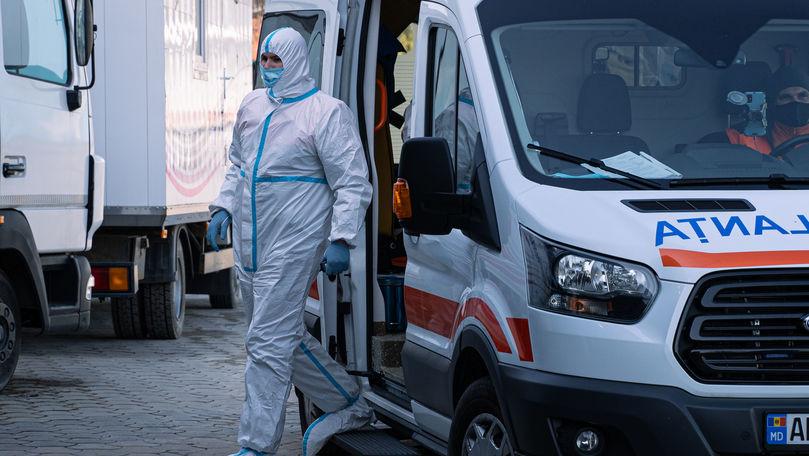 Bilanț: Încă 453 de infectați în R. Moldova. Topul regiunilor afectate