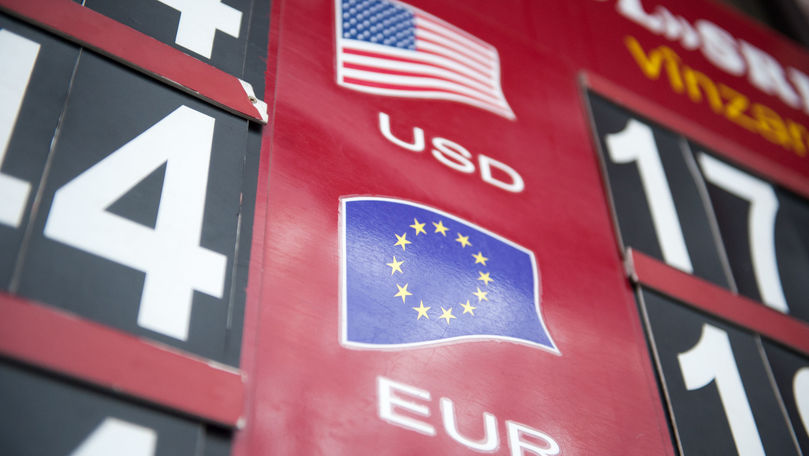 Curs valutar 11 ianuarie 2021: Cât valorează un euro și un dolar