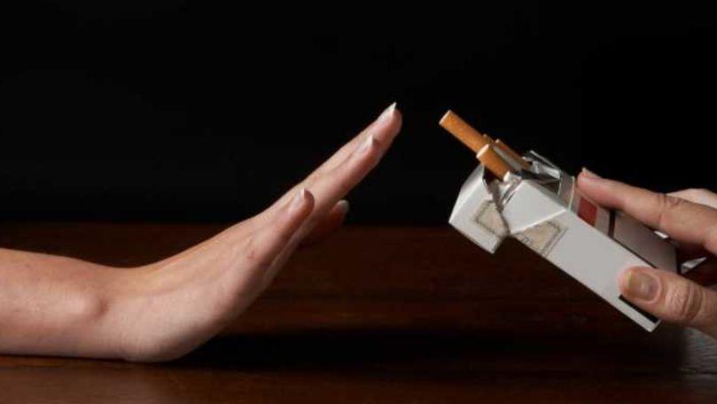Moldova va intensifica măsurile de luptă împotriva fumatului