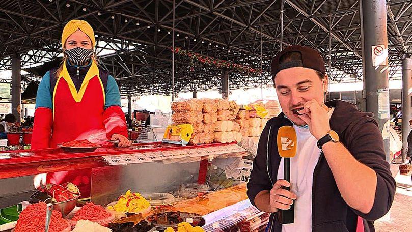Ce găsesc moldovenii doar la Piaţa Centrală şi nicăieri în altă parte