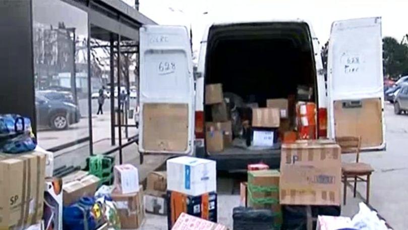 Pandemia nu împiedică basarabenii de peste hotare să trimită acasă cadouri