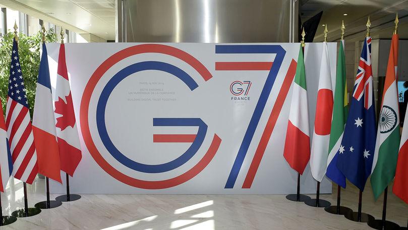 G7: Ameninţările Chinei şi Rusiei, discutate de miniștrii de externe
