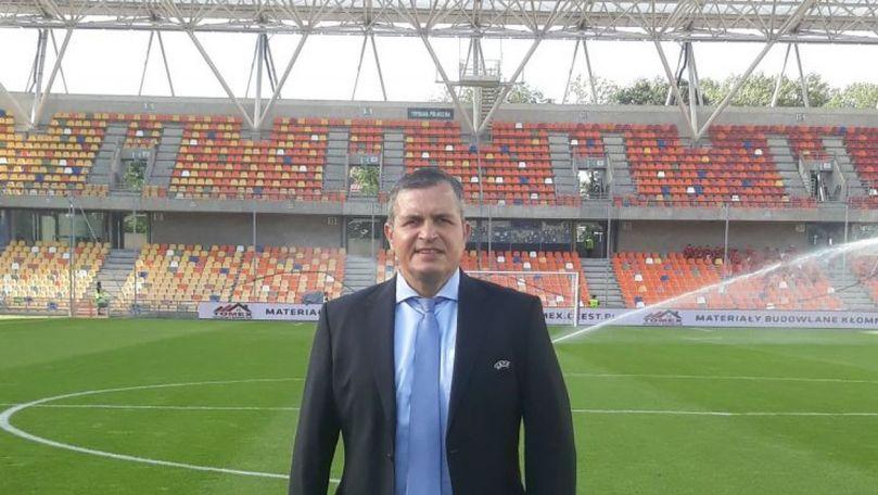 Campionatul European de tineret: UEFA a delegat 2 observatori moldoveni