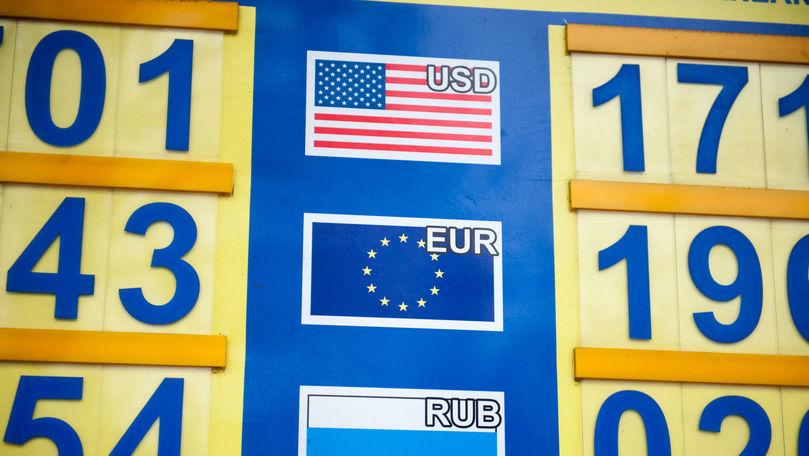 Curs valutar 3 octombrie 2021: Cât valorează un euro și un dolar