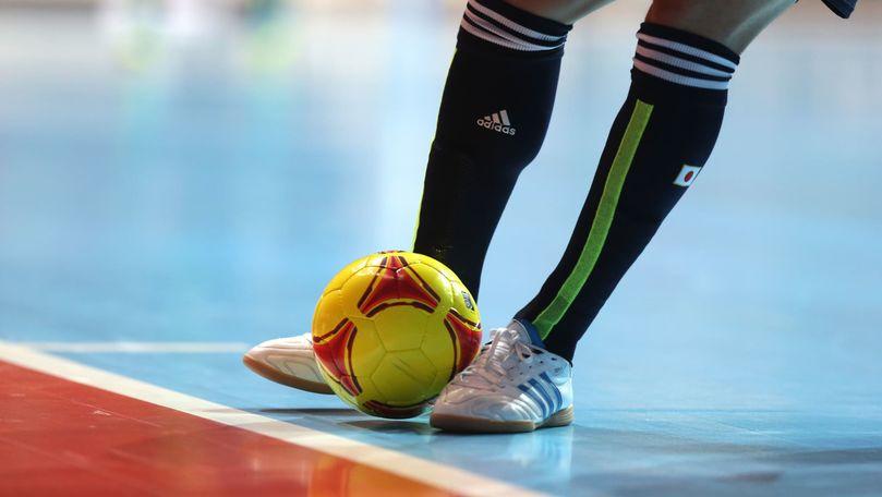 Naționala de futsal a ratat calificarea la Campionatul European din 2022