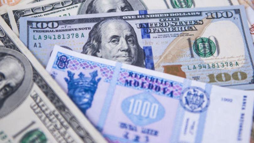Experții anunță cât ar putea costa 1 dolar după Paști în R. Moldova