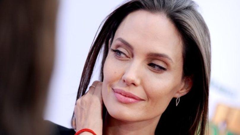 Victorie pentru Angelina Jolie în bătălia din dosarul de divorţ cu Brad Pitt