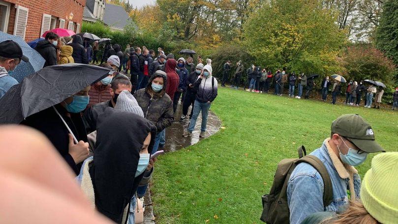 Dodon: Am dovezi că moldovenii din disporă au fost aduși organizat la vot